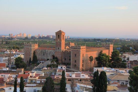 Real Monasterio De Santa Maria Del Puig