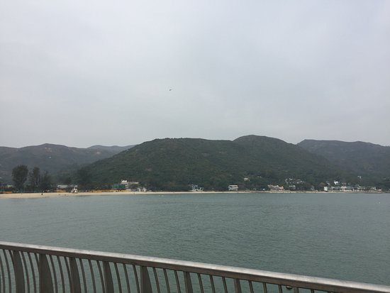 Mui Wo Scenic Resort : 銀鑛灣沙灘