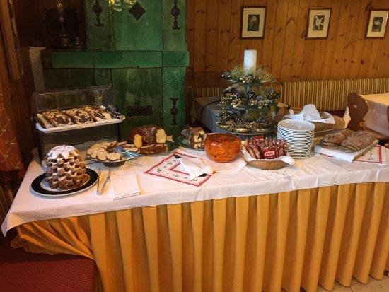 Hotel Stella delle Alpi: direi alquanto scarso