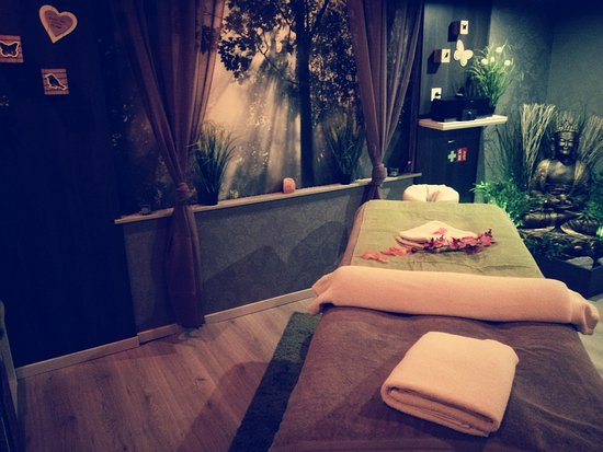 Ronse, Belgia: wellness city massage praktijk