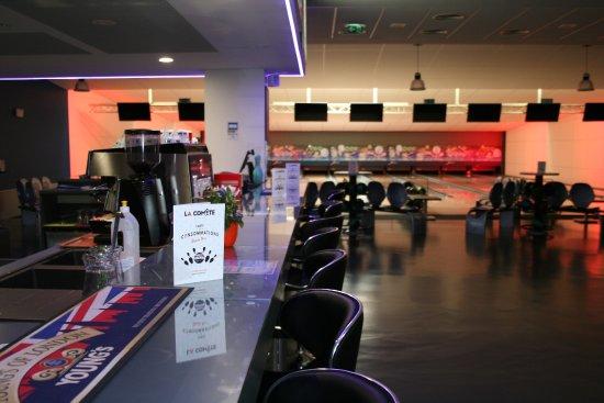 Restaurant La Comete St Pierre De Chandieu