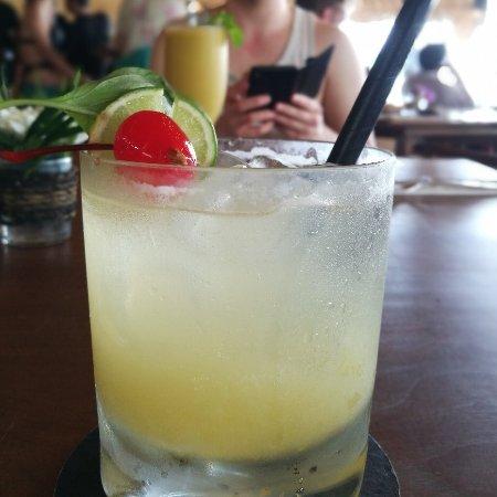 Nice drinks but touristy prices