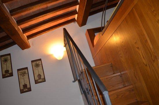 Camera da letto cob soppalco e cabina armadio - Foto di Agriturismo ...