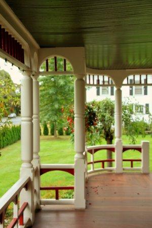 Wainwright Inn Porch