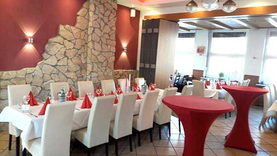 Gladbeck, Jerman: Restaurant Templarii-2