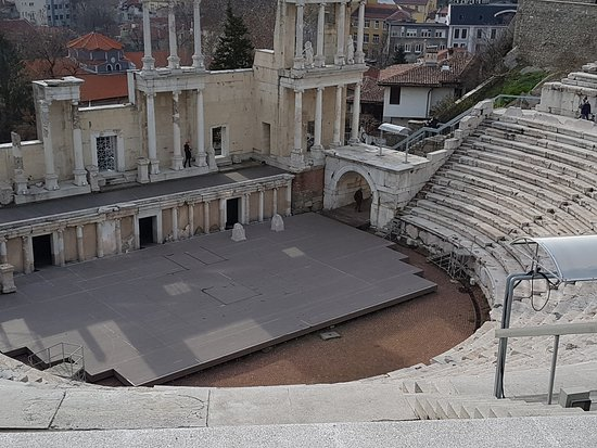 Plovdiv Roman Theatre: Plovdiv's Roman Theatre.