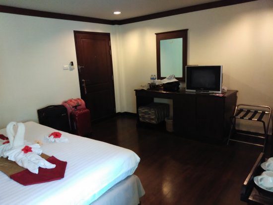 Lanta Mermaid Boutique House: good size room!