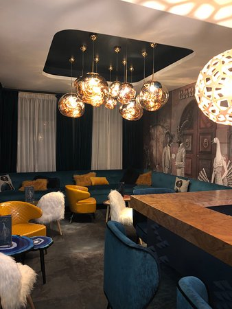 Le Vaudreuil, Γαλλία: Le Lounge