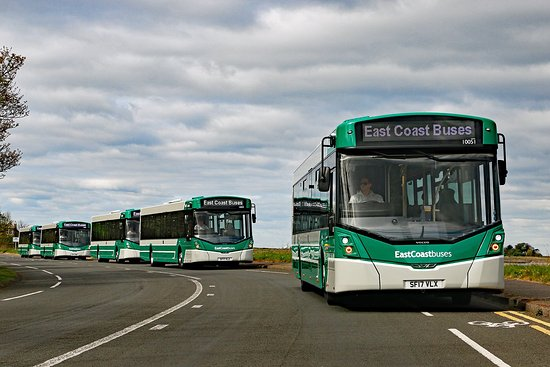 East Coast Buses