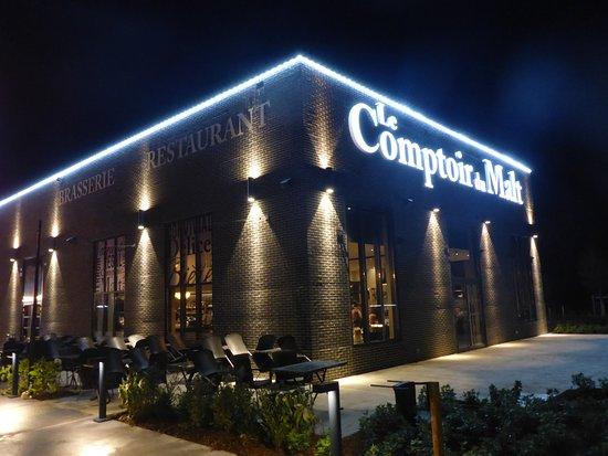 Le restaurant photo de le comptoir du malt amiens tripadvisor - Comptoir du malte amiens ...