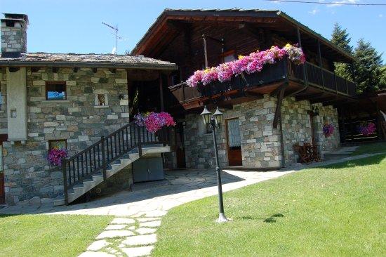 Du Foyer Hotel Brusson : Foyer d antan brusson italien feriested anmeldelser