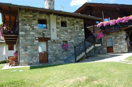Du Foyer Hotel Brusson : Foyer d antan brusson italien omdömen och