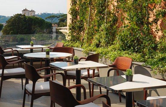 Il Giardino Ristorante Bar Open Air Terrace Foto Di