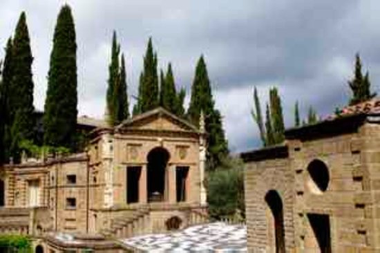 Montegabbione, Italie: Scarzuola