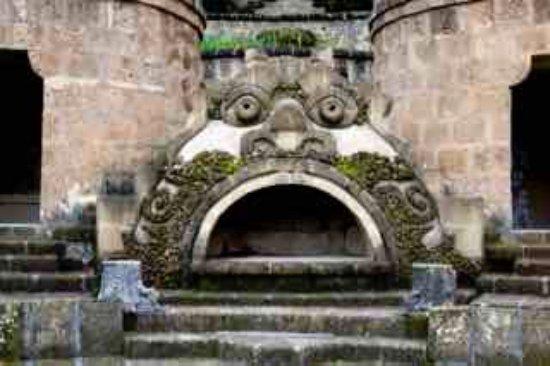 Montegabbione, Italia: Scarzuola