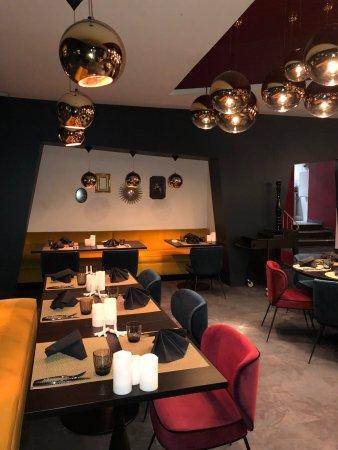 Le Vaudreuil, Γαλλία: Salle de restaurant