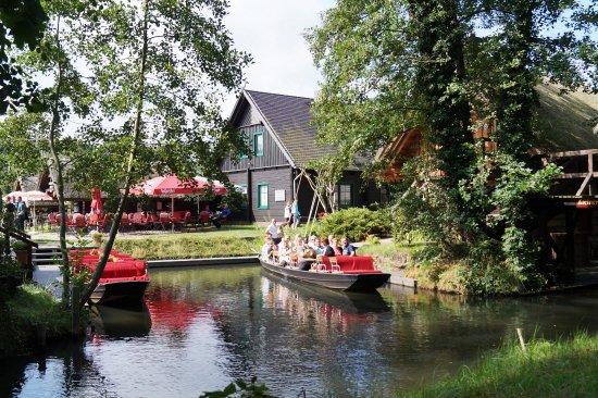 Kleiner Spreewaldhafen