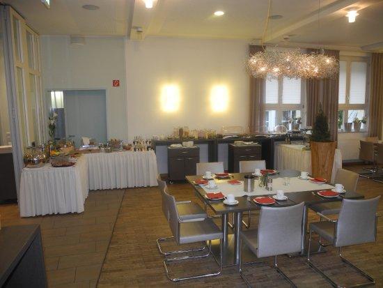 Flussbett Hotel Gutersloh Restaurant