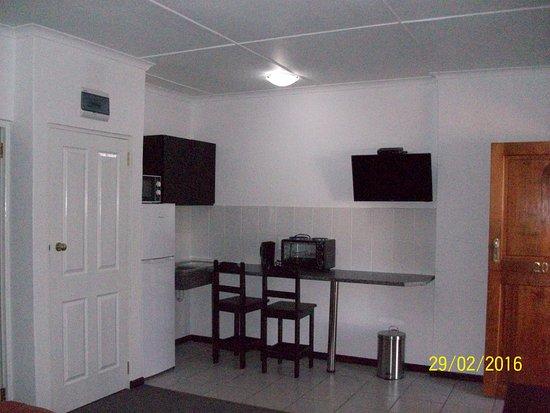 Laingsburg, Südafrika: Self-catering Single Room with shower