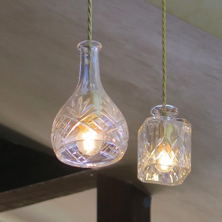 Riverbank winery creative lighting