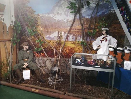 Pfadfindermuseum und Institut fuer Pfadfindergeschichte