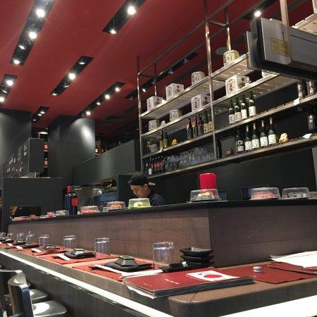 Ristorante giapponese kaede rom omd men om restauranger for En ristorante giapponese