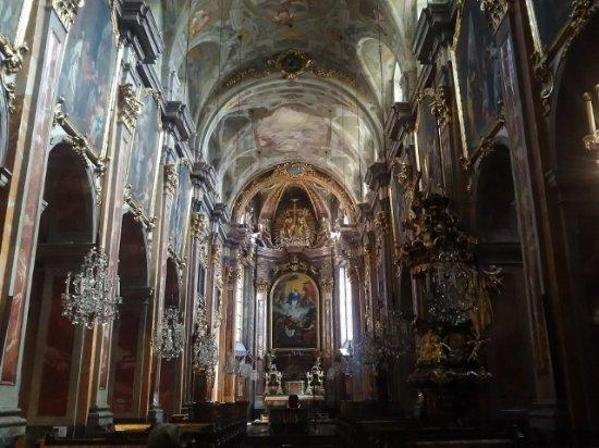 Die Kathedralkirche Maria Himmelfahrt
