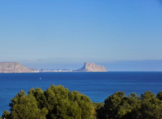 El Albir, Spania: quelle belle vu