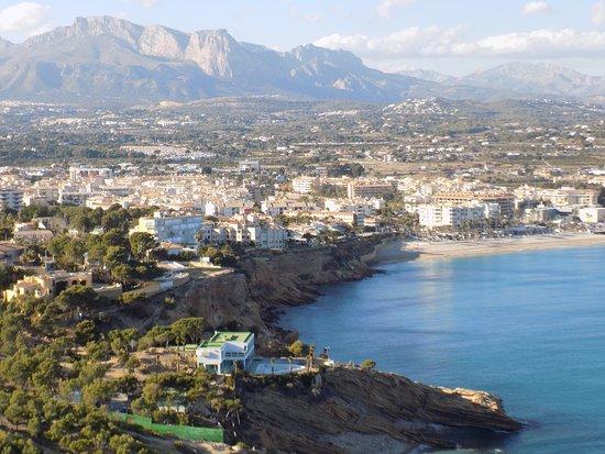 El Albir, Spania: On adore cette vu