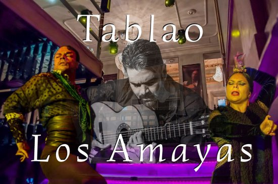 Tablao Flamenco Los Amayas