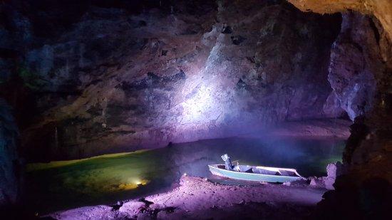 Wookey Hole, UK: Caves