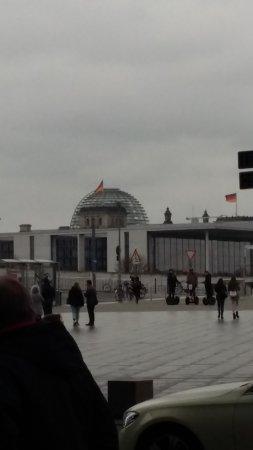 Best Western Plus Amedia Berlin Kurfuerstendamm: Bundestag