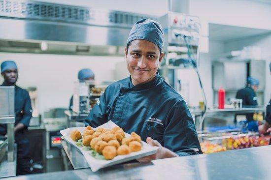 Casnate Con Bernate, Italia: Cucina