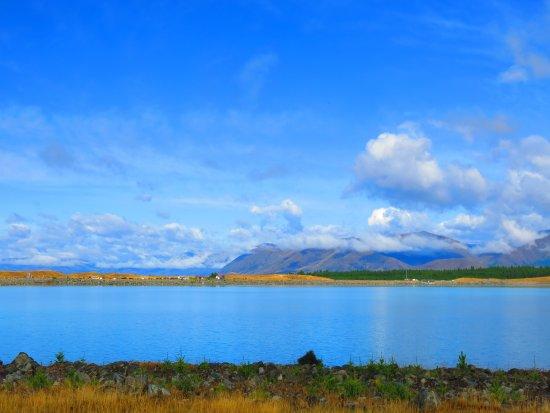 Lake Pukaki: Pukaki lake