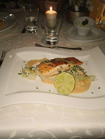 Kaltenbach, Austria: Рыба