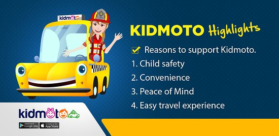 Flushing, NY: Kidmoto provides secure car seat taxi transportation for families traveling to NYC airports.