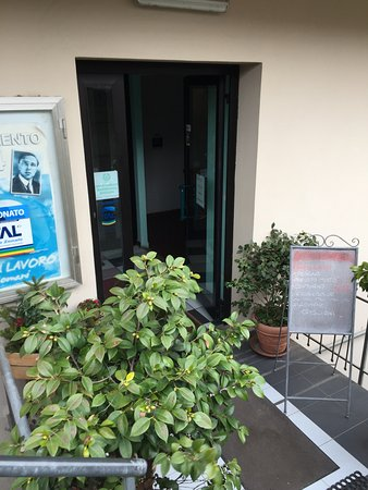 Modigliana, Italy: entrata