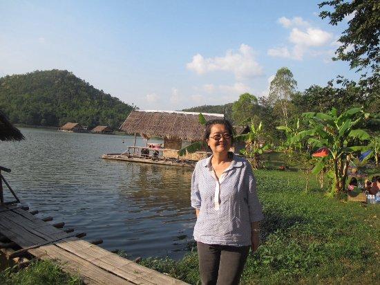 Dan Chang, Thái Lan: ริมฝั่งก่อนจะลงแพทีพัก