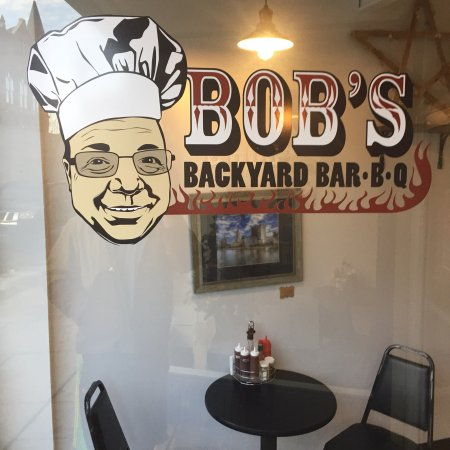 Bob's Backyard Barbecue and Cafe