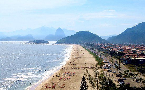 Praia de Piratininga - Niteroi - RJ