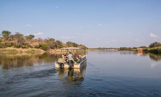 Rundu, Namibia: River Cruise