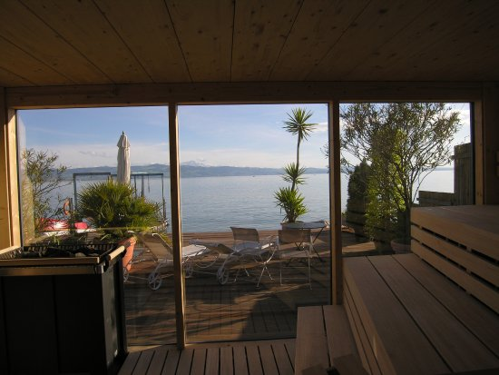 Kressbronn, Alemania: sauna