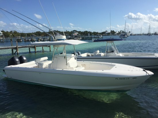 Great Abaco Island: Watertoys Boat Rental - Meet Jason & Tanya Sands Wallace Owners