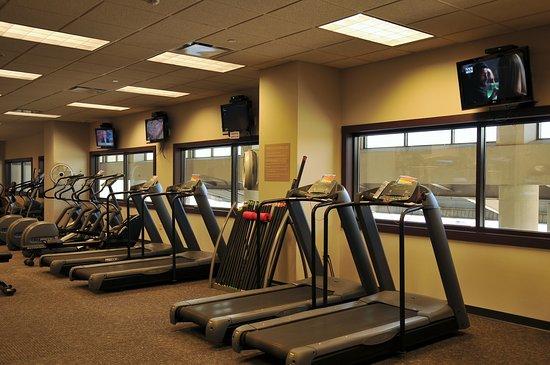 Harris, MI: Fitness Center