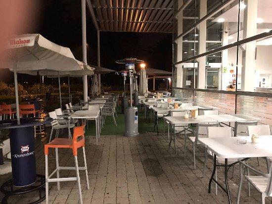 La Terraza De Miramon San Sebastian Donostia Restaurant