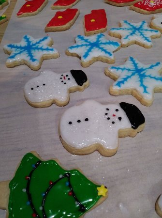 Minden, NE: We take special orders for decorated cookies.  Have a special occasion and need cookies, call us