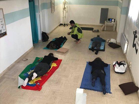 Adapt'form: Pilates en salle décembre 2017