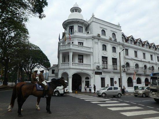 Queens Hotel Kandy Görüntüsü