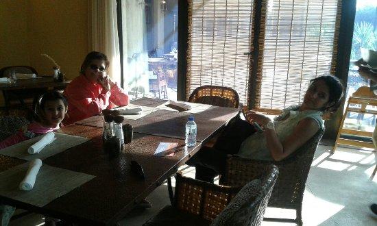 Остров Сир-Бани-Яс, ОАЭ: 25/12/2017 resort /hotel  anantara sir nani Villas