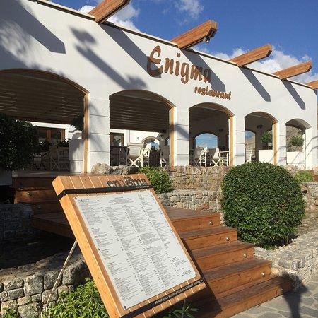 Enigma Restaurant : photo0.jpg